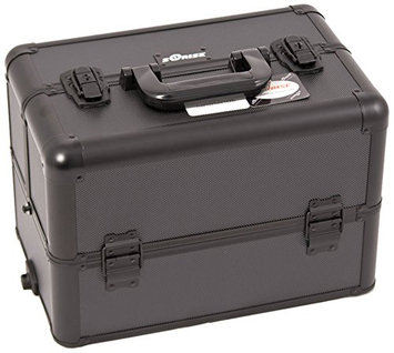 Craft Accents E3306 Professional Aluminum Cosmetic Makeup Case