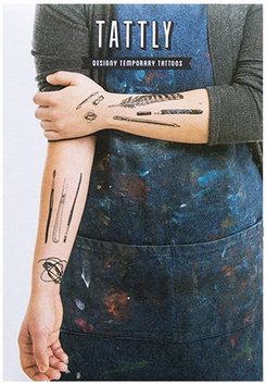 Tattly Temporary Tattoos Art Supplies Set