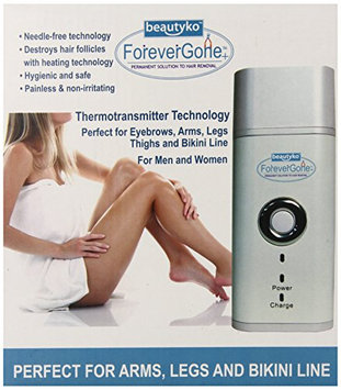 Forever Gone Sivan Bladeless Hair Removal System for Smooth Skin