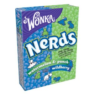 Nerds Wild Berry Watermelon & Punch