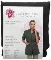 Canyon Rose Esthetician's Tuxedo Front Jacket