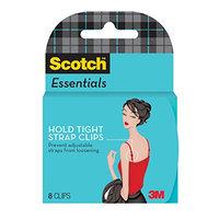 Scotch Essentials Hold Tight Strap Clips