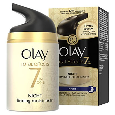 Olay Total Effects 7 in 1 Anti-Ageing Night Firming Moisturizer for Women