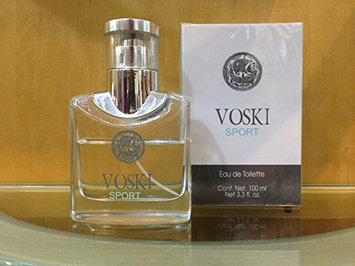 Voski Sport Eau de Toilette Cologne for Men