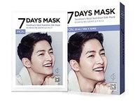 SONGJOONGKI Monday Swallow's Nest Nutrition Silk Mask (10 count)