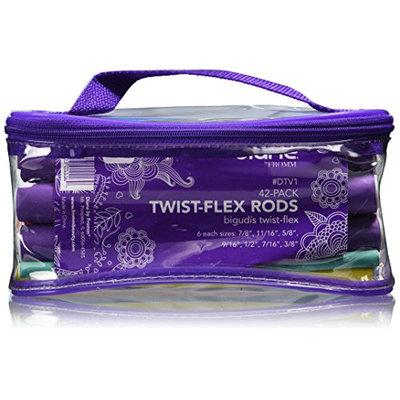 Diane By Fromm 42-pack Twist-flex Rods