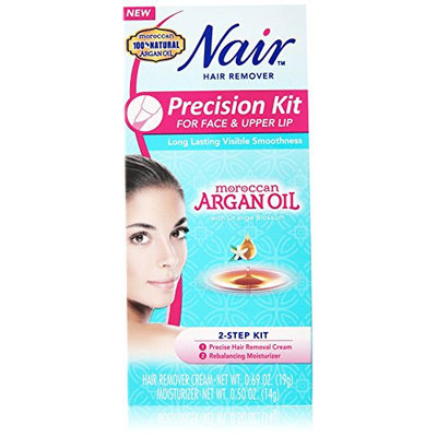 Nair Precision Kit for Face & Upper Lip
