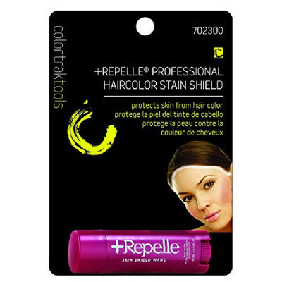 color trak Repelle' Hair Color Stain Shield