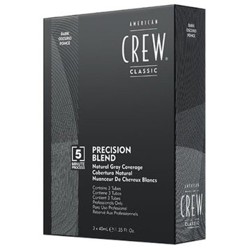 American Crew Precision Blend Hair Dyes