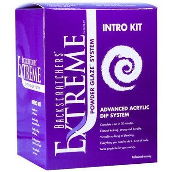 Backscratchers Extreme Powder Glaze System Intro Kit Advanced Acrylic Dip System