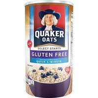 Quaker® Gluten Free Quick 1-minute Oats