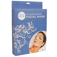 Beauty Mask Works Collagen Crystal Facial Mask