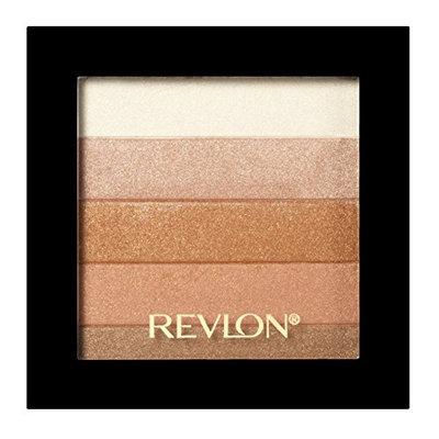 Revlon Highlighting Palette - Bronze Glow - 0.26 oz