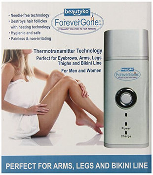 Forever Gone Travel Hair Removal System for All Skin Types