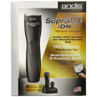 Andis 68265 Supra120 Ion Clipper