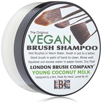 London Brush Company Vegan Solid Shampoo