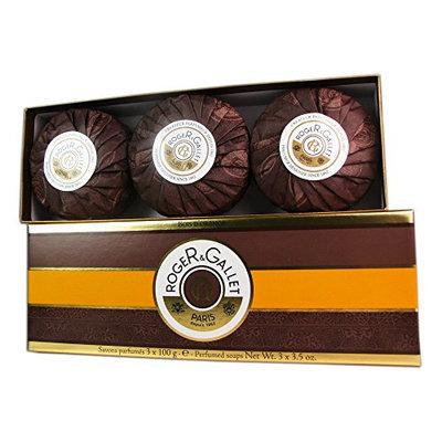 ROGER & GALLET Bois D'Orange Perfumed Soaps