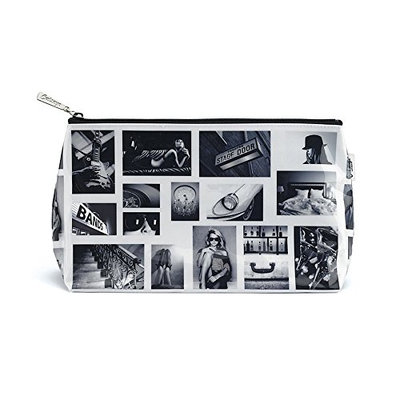 Catseye Rock and Roll Cosmetic Wash Bag