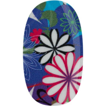 Skinz Nail Decals 24 Count Flowers