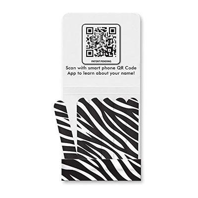 Dimension 9 Personalized Mini Matchbook Pocket Nail File