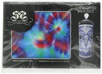Salon Skins Decorative Barbicide Jar Wrap Hippie