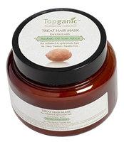 Topganic Treatment Hair Mask with Baobab Oil