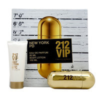 Carolina Herrera 212 Vip Eau De Parfum Spray Gift Set