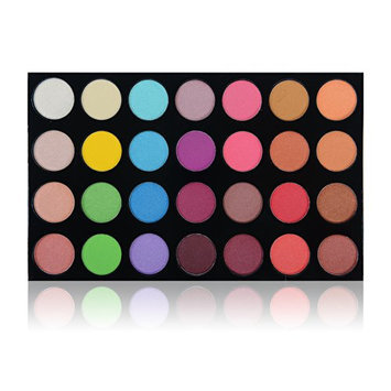 SHANY The Masterpiece 28 Colors Ultra Shimmer Eyeshadow Palette/Refill