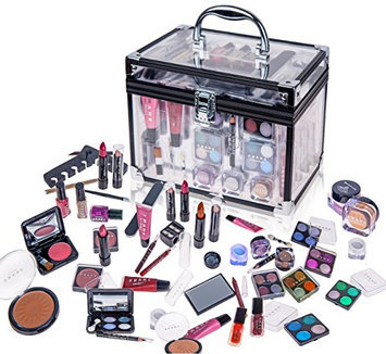 SHANY Carry All Trunk Professional Makeup Kit - Eyeshadow