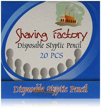 Shaving Factory Disposable Styptic Pencil
