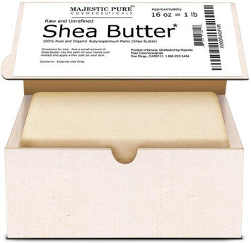 Majestic Pure Organic Shea Butter