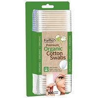 ForPro Premium Organic Cotton Swabs