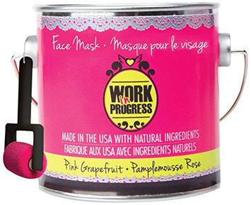 Work in Progress Face Mask