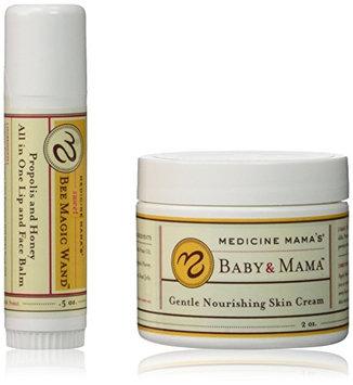 Medicine Mama's Apothecary Sweet Bee Magic Wand Lip and Face Balm