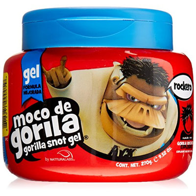 Moco De Gorilla Rockero Mega Gel