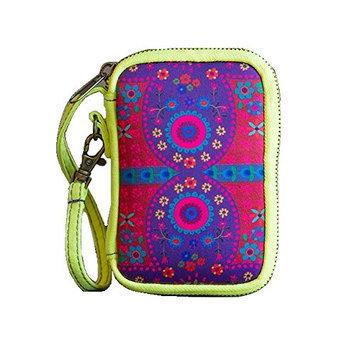 Natural Life Dutch Love Neoprene Wristlet Bag
