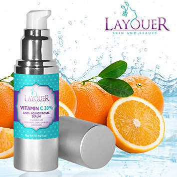Layouer Topical Vitamin C Serum 20%