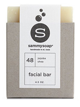 sammysoap All Natural Soap Facial Bar