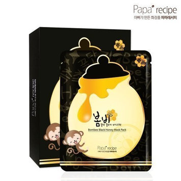 Papa Recipe Bombee Honey Mask Pack