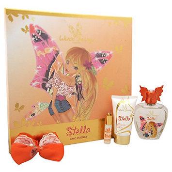 Winx Fairy Couture Stella Chic Essence 4 Piece Gift Set