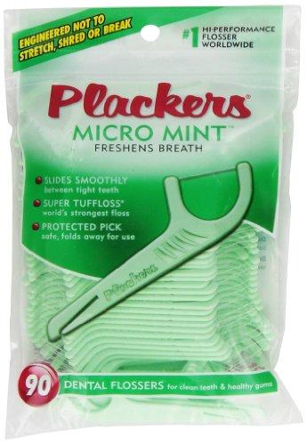 Plackers Micro Mint