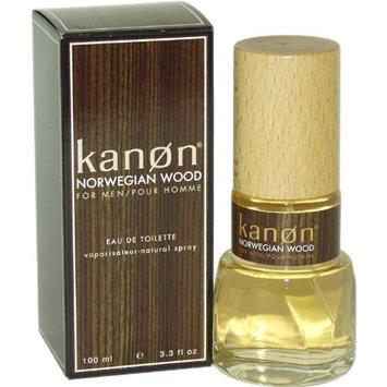 Kanon Norwegian Wood By Kanon For Men Eau De Toilette Spray