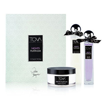 Tova Nights Platinum for Women Gift Set