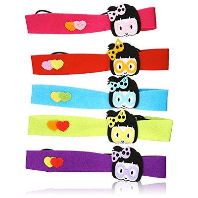 Linda Fashion Little Girl Kids Headwrap