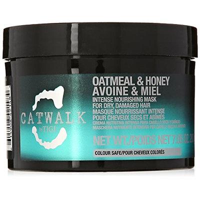 Tigi Catwalk Oatmeal and Honey Intense Nourishing Mask for Unisex