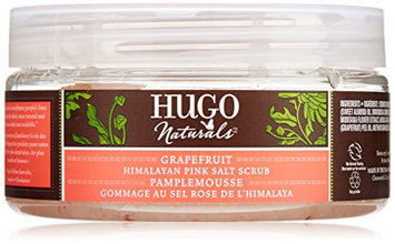 Hugo Naturals Himalayan Pink Salt Scrub