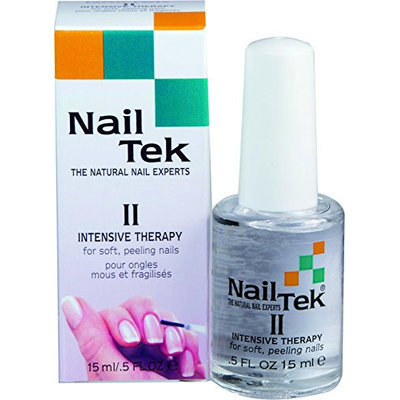Nailtek Intensive Therapy-2 Treatment for Soft Peeling Nails