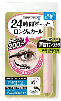 BCL Browlash Ex Washable Wp Mascara Extension Long and Curl