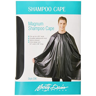 Betty Dain Magnum Shampoo Cape