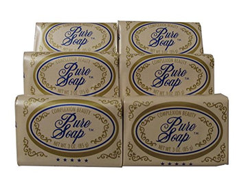 Cal Ben Five Star Soap Products Complexion Beauty Pure Soap
